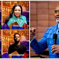 Paul Adefarasin Hosts Travis Greene and Others At The Experience 2019