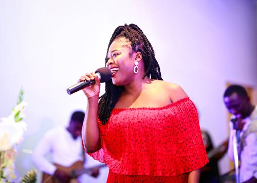 Perpetual Nhyiraba Launches Menhyira Nie Album + Grabs Gospel Award