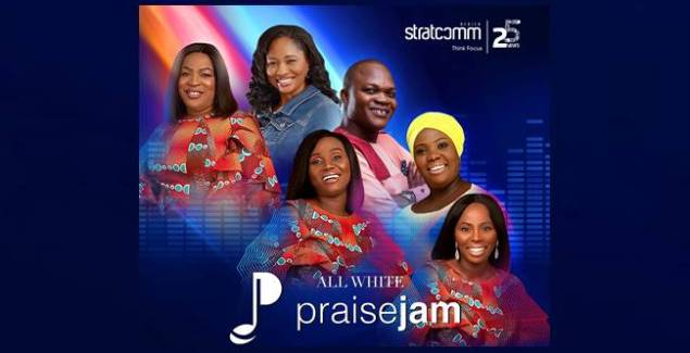 Stratcomm Africa Praise Jam