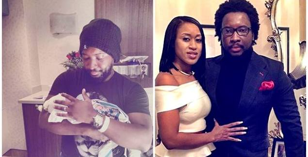 Gospel Singer Sonnie Badu Welcome Fourth Child With Wife Ann Marie