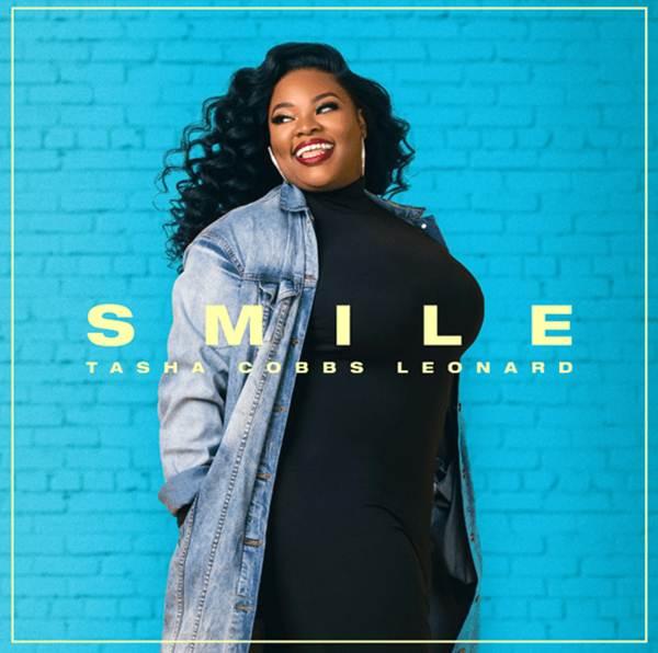 Tasha Cobbs Celebrates 10-Year Anniversary of Debut Album Smile