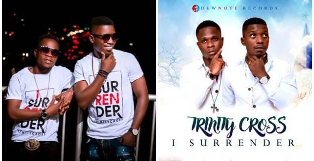 Trinity Cross - I Surrender