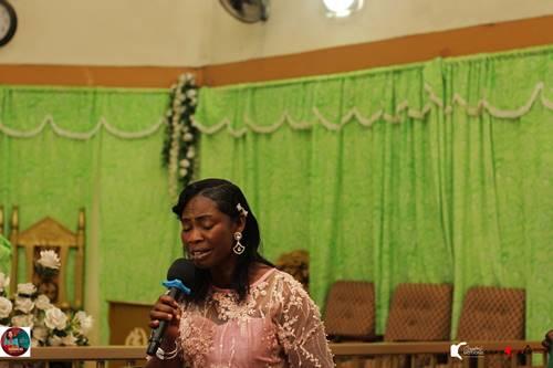 20 Breathtaking Photos from 'Obaa Joyce' Album Launch