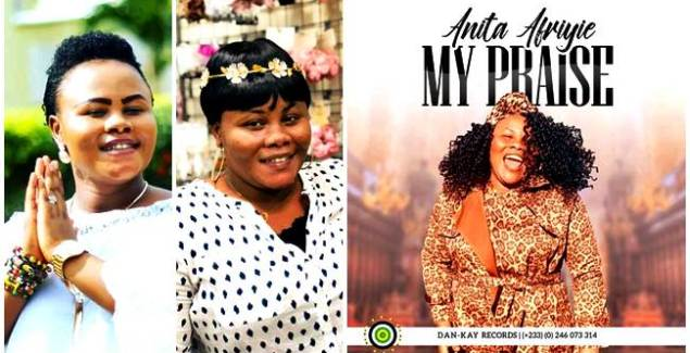 Anita Afriyie - My Praise
