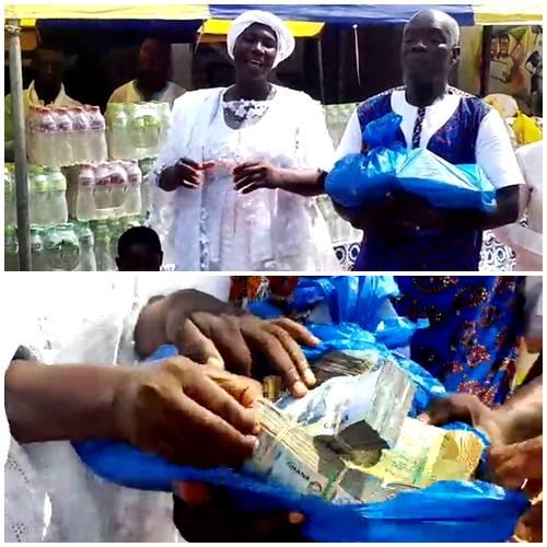 Cecilia Marfo Donates GH¢ 10,000 to Orphanage