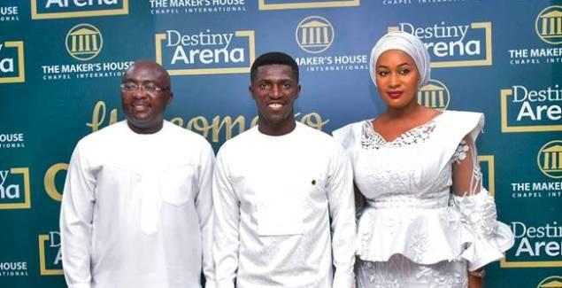 Dr Bawumia is Blessed with Brains to Serve Ghana - Boadi Nyamekye