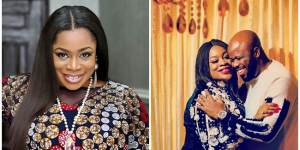 Gospel singer, Sinach Welcomes First Baby Five Years after Marriage