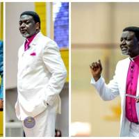 Only Weak Men Slap Their Wives; Shame on You! - Bishop Agyinasare