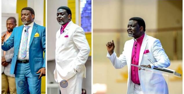 Only Weak Men Slap Their Wives; Shame on You! - Bishop Agyinasare