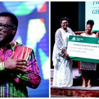 ICGC Christ Temple donates ¢200,000 to Korle-Bu Children's Cancer Unit ​​​​​​​