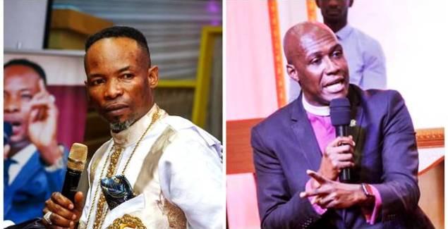 Alcohol-influenced Prophet Oduro is Not Anointed - Prophet Salifu Amoako