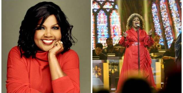 CeCe Winans Wants Her Music To Remind Others To Give Back