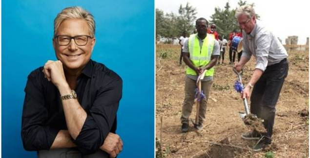 Don Moen Donates School, other Facilities Worth N36.5m to Orphanage