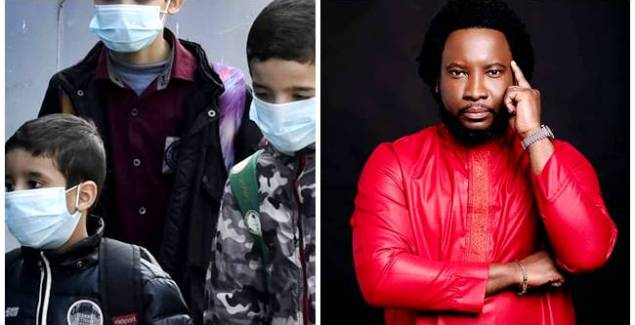 Sonnie Badu Announces Cure For Coronavirus After A Direction From God