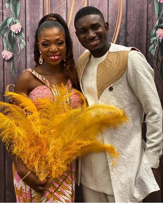 Gospel Singer Noble Nketsiah Finally Ties The Knot + Photos