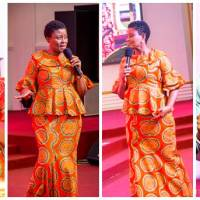 My Husband is Not Adulterous - Mrs Rita Oduro Reacts
