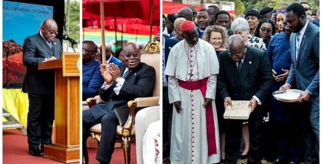 Nat'l cathedral – Akufo-Addo