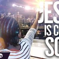 Jesus Is Coming Soon, Little Girl's Shocking Vision At TB Joshua's Service
