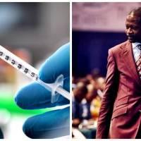 Makandiwa Vows He Will Never Take Coronavirus Vaccine