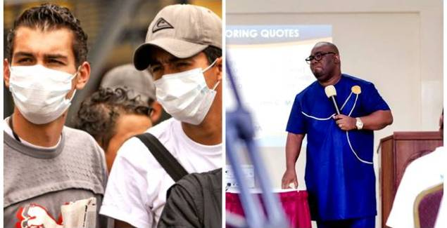 Rev Azigiza Encourages Ghanaians to Keep the Faith as Covid-19 Bites