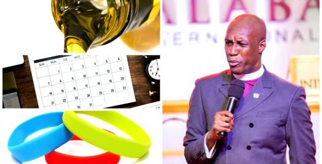 Coronavirus Has Proven that our Stickers, Oils and Calendars are Fake - Prophet Oduro