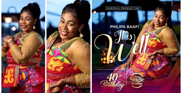 Philipa Baafi Returns with 'It is Well'