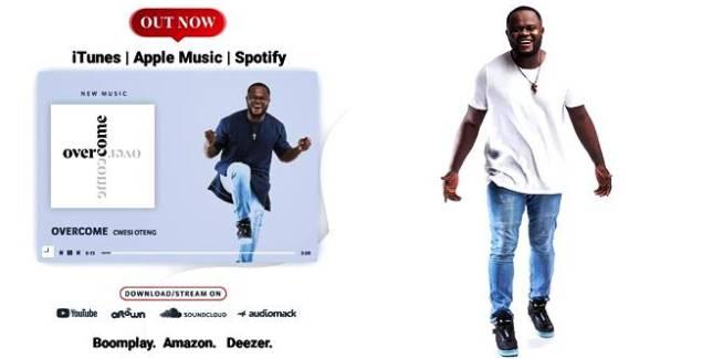 Cwesi Oteng - Overcomer (Official Music Video)