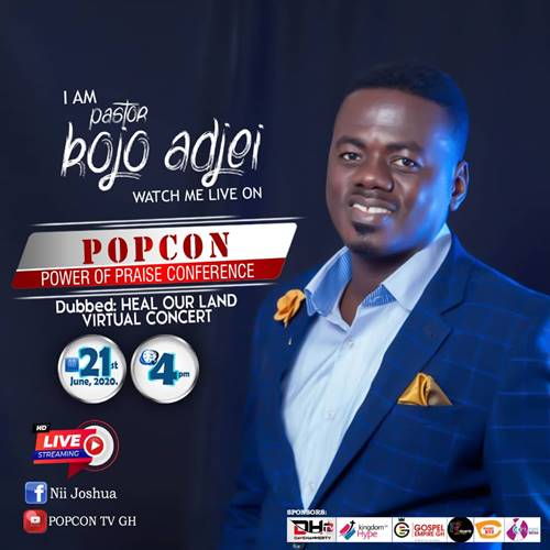 Check Out The Top List Gospel Artistes To Perform At POPCON Virtual Concert