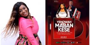 Deaconess Mary Nana Sekyere Unveils New Single with Rev Mensah Bonsu Dubbed Yehowa Ne Maban Kese