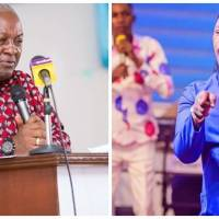 A voice Whispered into My Ears John Mahama will Win the Election - Nigel Gaisie