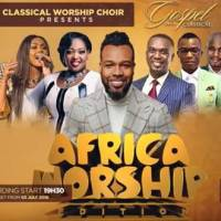 VaShawn Mitchell Presents Africa Worship Available Now