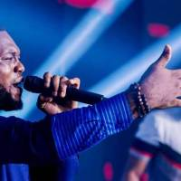 "Gospel Singer Kofi Owusu Peprah Thrills At ""Power Of Worship"" Concert"