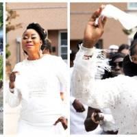 Canada - based Ghanaian Gospel Songstress, Perpetual Nhyiraba Releases Astounding Birthday Photos