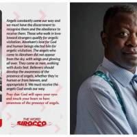 Rev Eastwood Anaba - Receive Angels (THE WORD SIROCCO) (Devotion)