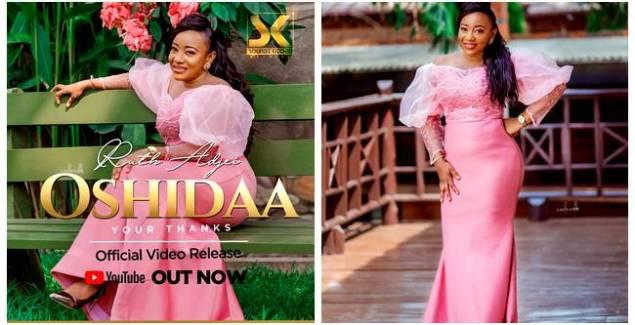 Ruth Adjei - Oshidaa (@ruthadjei_music) (Official Music Video)