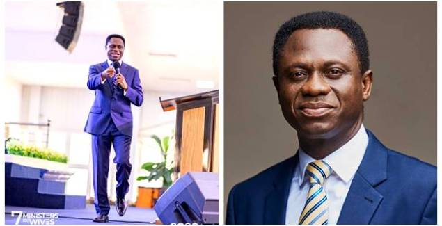 If The Name Of Jesus Can't Help You, Oil Can't Help You Either - Apostle Eric Nyamekye