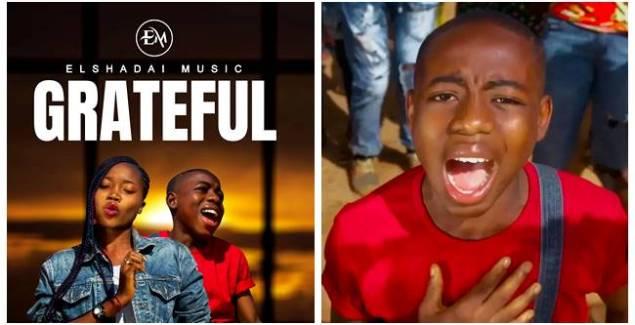 "Elshadai Music Readies New Song & Video ""Grateful"""