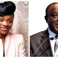No one Shall Stand Against You – Diana Asamoah Endorses Alan for 2024? [VIDEO]