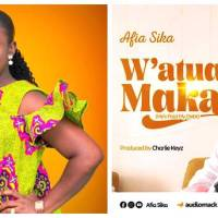 "Ghanaian Gospel Vocalist Afia Sika Releases New Single ""Watua Maka"""