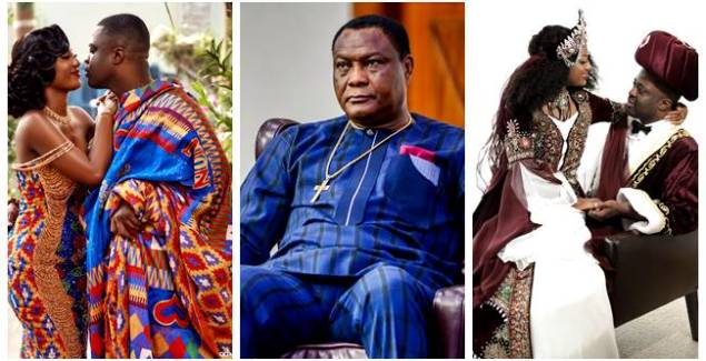 US$1m Cheque Presented as Gift at My Daughter's Wedding not 'Real' – Korankye-Ankrah