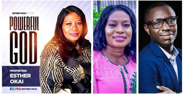 "US-based Ghanaian Gospel Songstress, Prophetess Esther Okai & Tanzanian Gospel Singer Lugano Isaiah Unites Talents on ""Powerful God"""