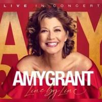 Amy Grant Announces October 1 Livestream Event