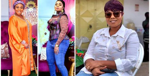 Empress Gifty, has dropped another viral bombshell aimed at side chicks on The Empress Show following rumors of her own husband having extra marital affairs.