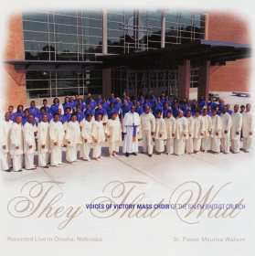 Voices of Victory Mass Choir of the Salem Baptist Church CD