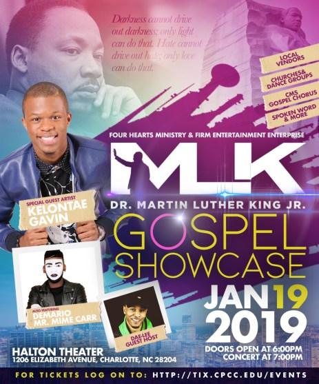 2019 MLK Gospel Showcase