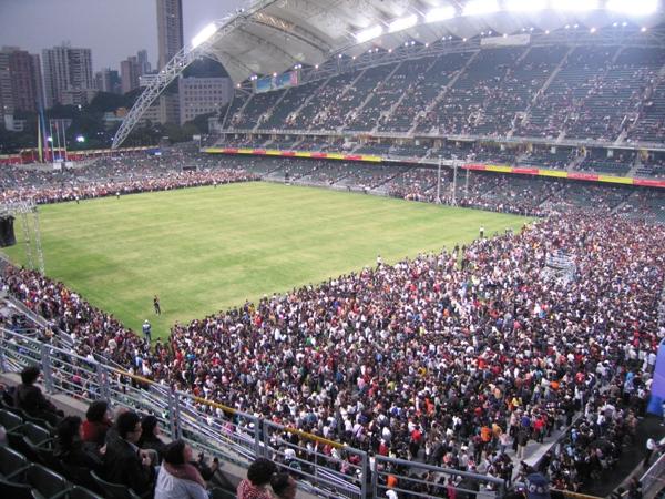 基督日報(香港) - 耶穌說「你們必須重生」 尾場佈道會五千人歸主