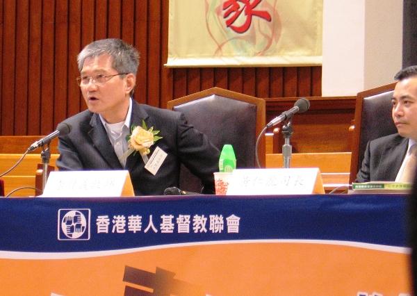基督日報(香港) - 「過來人牧師」盼望教會努力推動反毒運動