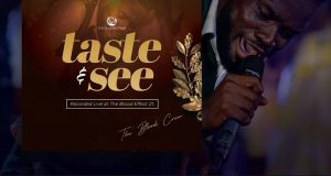 The Blood Crew - Taste and See Featuring Sammy Joyous