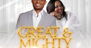 Ayodeji Anifowose - ''Great and Mighty God'' Feat. Aretha Harden & Kunle Omo Alafin Orun