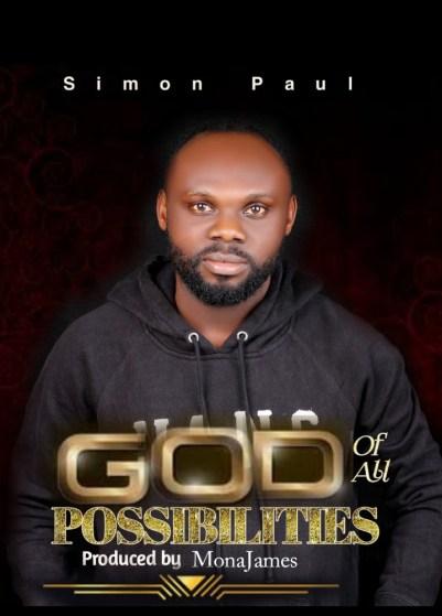 Simon Paul - God Of Possibilities
